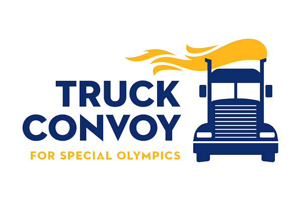 Truck Convoy for Special Olympics logo