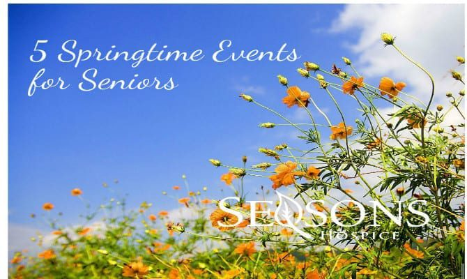 5 spring events