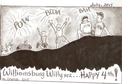 willy july small