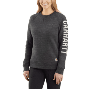 RELAXED FIT MIDWEIGHT CREWNECK CARHARTT GRAPHIC SWEATSHIRT #104410