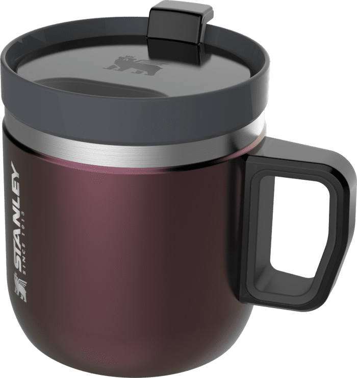 GO COFFEE MUG WITH CERAMIVAC 12 OZ