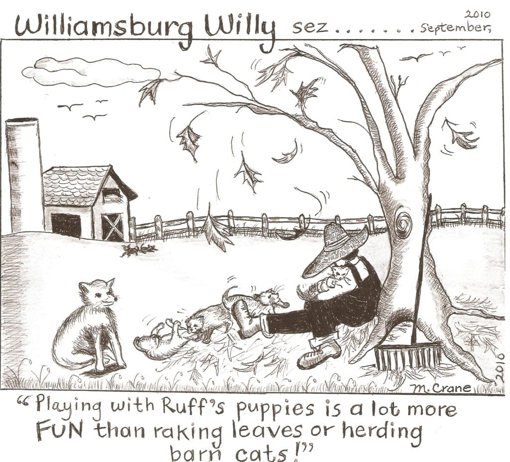 Williamsburg Villager September 2020